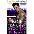 For Three Seconds: A second chance sports romance
