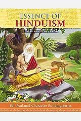 Essence of Hinduism Kindle Edition