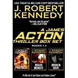 The James Acton Thrillers Series: Books 1-3 (The James Acton Thrillers Series Box Set Book 1)