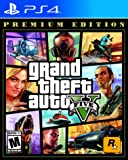 Grand Theft Auto V Premium Online Edition - PlayStation 4 Standard Edition (輸入版)