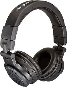 audio-technica 密閉型DJモニターヘッドホン 着脱コードタイプ ブラック ATH-PRO500MK2 BK