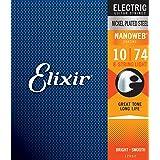 Elixir Strings Electric Guitar Strings (12062)