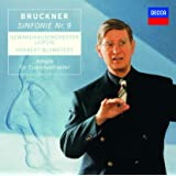 ブルックナー:交響曲第9番、弦楽五重奏曲~アダージョ