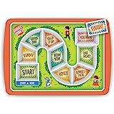 FRED 5132157 Dinner Winner- Kids Dinner Plate 20 Gram