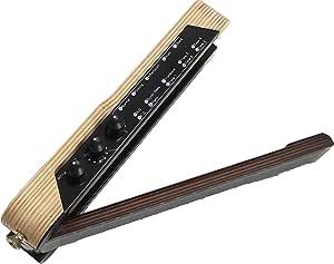 【正規輸入品】Maker hart EU-ONE/ 折りたたみ式電子ウクレレ(ギター・ベース等最大25音色)