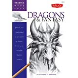 Dragons & Fantasy: Unleash your creative beast as you conjure up dragons, fairies, ogres, and other fantastic creatures (Draw
