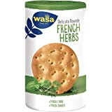 Wasa Delicate Tasty Rounds - French Herbs, 205g