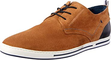 Wild Rhino Men's Butler Lace-Up Flats