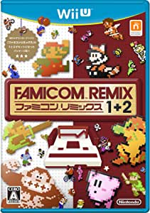 ファミコンリミックス1+2 - Wii U