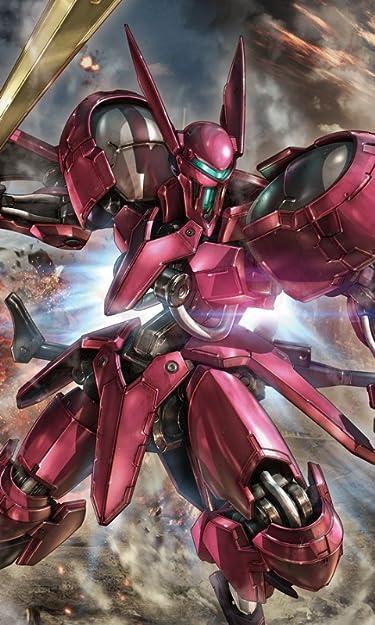 機動戦士ガンダム  iPhone/Androidスマホ壁紙(480×800)-1 - 『鉄血のオルフェンズ』 グリムゲルデ