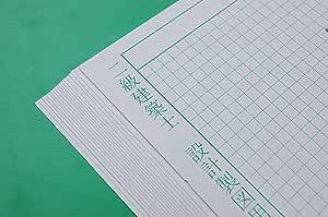 二級建築士設計製図用紙(部分詳細図木造用)20枚