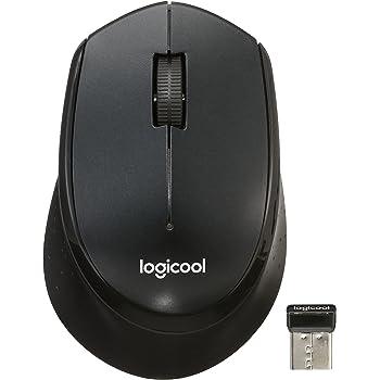 LOGICOOL ロジクール M330 静音マウス ブラック M330BK