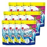 【ケース販売】 フィニッシュ 食洗機用洗剤 パウダー 詰替 レモン660g (約146回分)×12個入