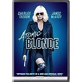 Atomic Blonde [DVD] [Import]