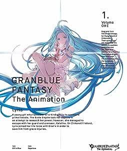 GRANBLUE FANTASY The Animation 1 [Blu-ray]