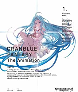 GRANBLUE FANTASY The Animation 1 [Blu-ray]