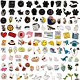 18 Mixed Style Enamel Brooch Pin Set to Give 2 Random Pattern Brooches Pins Jewelry Accessories Decoration Gift for Clothing