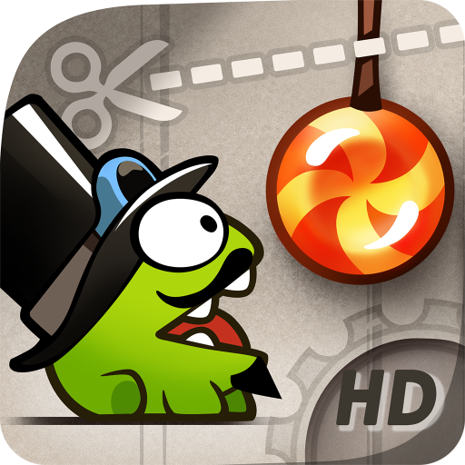 Cut the Rope: Time Travel HD -