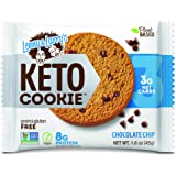 Lenny & Larry's The Keto Cookie, Chocolate Chip, 1.6 Ounce, 12 Count