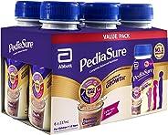 PediaSure RTD Chocolate Milk Formula, 1-12 years, 6 x 237ml