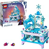 LEGO Disney 41168 Frozen II Elsa's Jewellery Box Creation Building Kit (300 Pieces)
