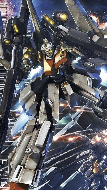 機動戦士ガンダム  iPhone/Androidスマホ壁紙(750×1334)-1 - RGZ-95C リゼルC型 (ディフェンサーa+bユニット/ゼネラル・レビル配備機)