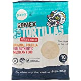 """Diego's GoMex White Corn Tortilla 7"""", 49.6g (Pack of 10)"""