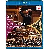 New Year's Concert 2018 / Neujahrskonzert 2018 [Blu-ray]
