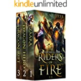Riders of Fire Books 1-3: Ezaara, Dragon Hero, Dragon Rift (Riders of Fire Box Set Book 1)