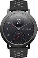 Withings Steel HR Sport - Multi-Sport Hybrid Smart Watch