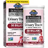 Garden of Life Dr. Formulated - Acidophilus Probiotic Supports Urinary Tract Health Digestive Balance - Gluten Dairy and Soy-