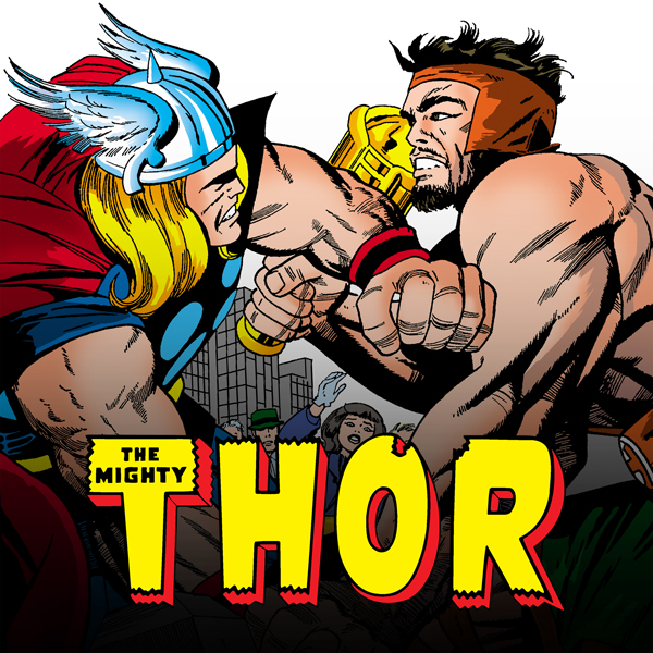 Thor (1966-1996) (Collections) (32 Book Series)