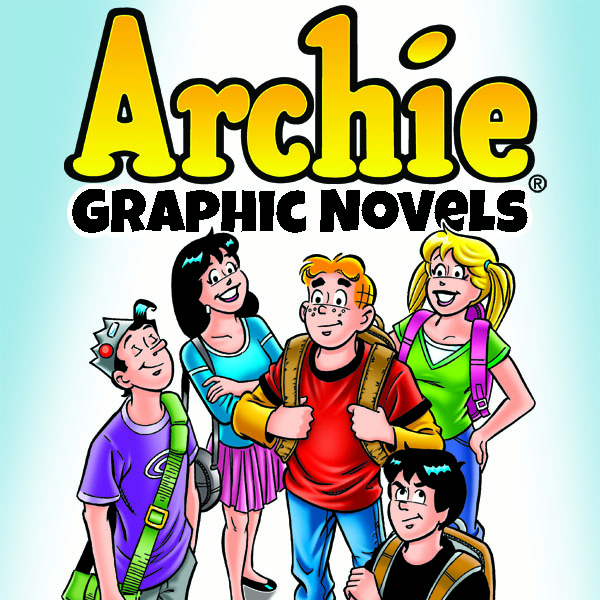 Archie Comics Graphic Novels (Issues) (40 Book Series)