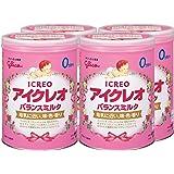 アイクレオ バランスミルク 800g×4缶 【0ヵ月~1歳頃】 …