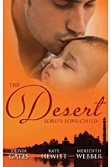 The Desert Lord's Love-Child - 3 Book Box Set (Desert Doctors) Kindle Edition