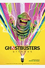 Ghostbusters Artbook: A Collection of Ectoplasmic Illustrations Celebrating the 80s Comedy Classic Hardcover