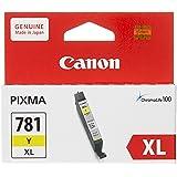 Canon CLI781 Ink Cartridge, Yellow, XL