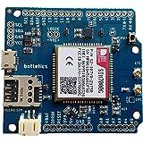 Botletics SIM7000 LTE CAT-M1 NB-IoT セルラー + GPS + アンテナシールドキット Arduino用 (SIM7000G)