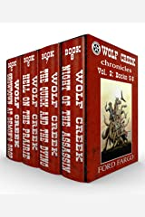 Wolf Creek Chronicles Vol. 2 Kindle Edition