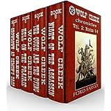 Wolf Creek Chronicles Vol. 2