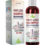 Best Hair Loss Shampoo Potent Hair Loss Fighting Formula Topical Regrowth Treatment Restores Hair Stops Hair Shedding Contain