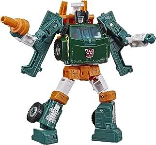 トランスフォーマー おもちゃ ジェネレーション サイバトロン戦争:Earthrise Deluxe Wfc-E5 ホイストアクションフィギュア - 子供対象年齢8歳以上、5歳以上
