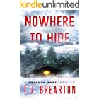 Nowhere to Hide (A Shannon Ames Thriller Book 4)