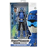"""Power Rangers Lightning Collection 6"""" Beast Morphers Blue Ranger Collectible Action Figure Toy with Accessories"""
