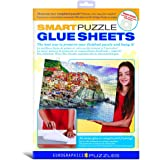 EuroGraphics 12-Pack Clipstrip Smart Puzzle Glue Sheets