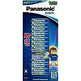 Panasonic EVOLTA Alkaline Battery, AAA, 18-pack