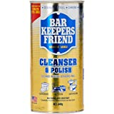 Bar Keepers Friend BKF-35001-S Cleanser and Polish 340 g, Silver, BKF-35001-S