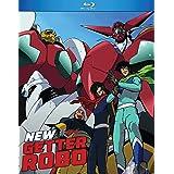 新ゲッターロボ New Getter Robo Blu-Ray 輸入盤 国内プレーヤーで再生可能