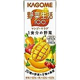 カゴメ 野菜生活100 マンゴーサラダ 200ml×24本