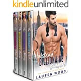 Halstead Billionaire Brothers: A Contemporary Romance Series Boxset